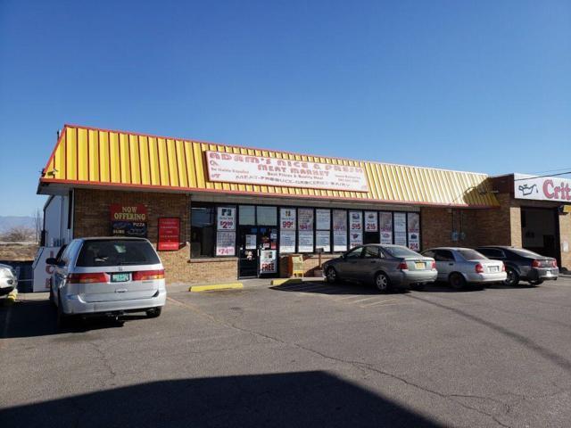 804 Main Street SW, Belen, NM 87002 (MLS #935213) :: Silesha & Company