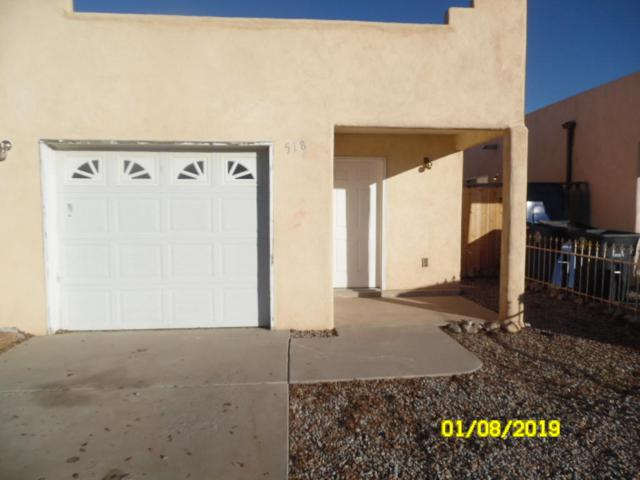 518 Chama Street SE, Albuquerque, NM 87108 (MLS #935229) :: Campbell & Campbell Real Estate Services