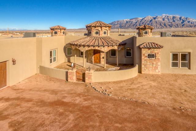 206 Tierra De Corrales, Corrales, NM 87048 (MLS #935254) :: The Bigelow Team / Realty One of New Mexico