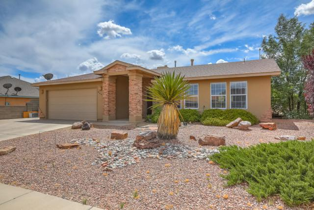 6924 Glen Hills Drive, Rio Rancho, NM 87144 (MLS #935275) :: The Bigelow Team / Realty One of New Mexico