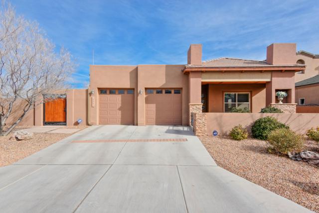 335 Nuevo Hacienda Lane NW, Los Ranchos, NM 87107 (MLS #935277) :: The Bigelow Team / Realty One of New Mexico