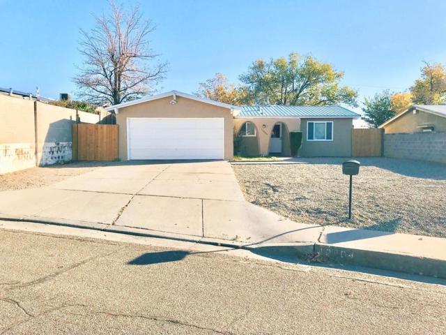 12804 Granite Avenue NE, Albuquerque, NM 87112 (MLS #935280) :: The Stratmoen & Mesch Team