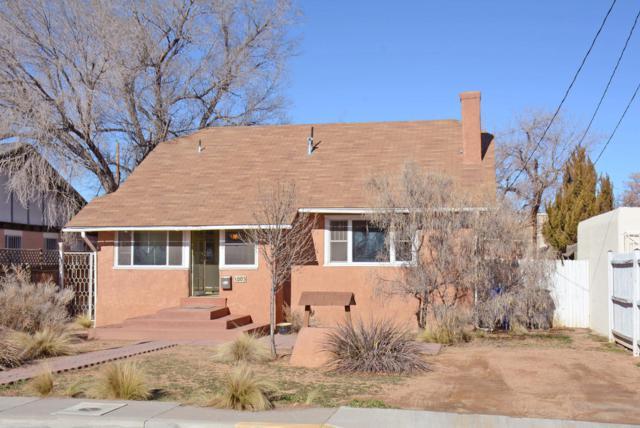 1005 Lead Avenue SW, Albuquerque, NM 87102 (MLS #935289) :: The Stratmoen & Mesch Team