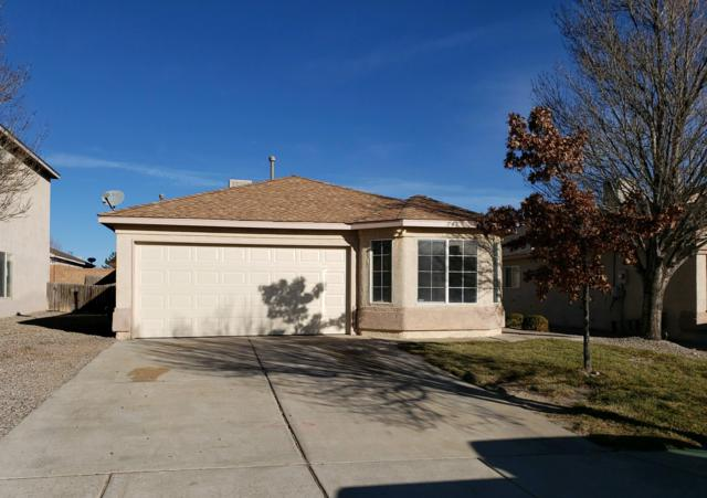 741 Morning Meadows Drive NE, Rio Rancho, NM 87144 (MLS #935297) :: The Bigelow Team / Realty One of New Mexico