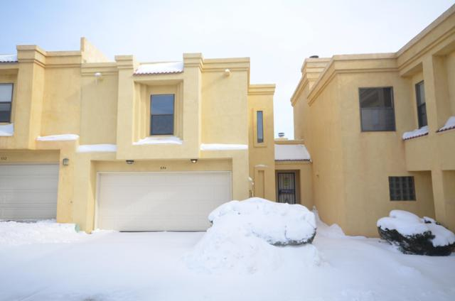 554 Pinon Creek Road SE, Albuquerque, NM 87123 (MLS #935310) :: The Bigelow Team / Realty One of New Mexico