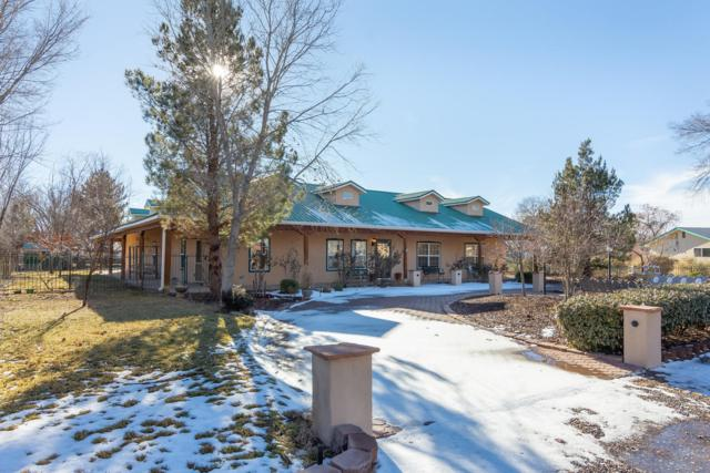 1204 Forest Road NW, Albuquerque, NM 87114 (MLS #935313) :: Campbell & Campbell Real Estate Services