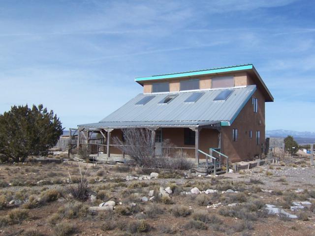 31 Llano Del Norte, Placitas, NM 87043 (MLS #935326) :: Silesha & Company