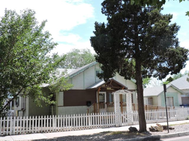 700 Roma Avenue NW, Albuquerque, NM 87102 (MLS #935337) :: Campbell & Campbell Real Estate Services