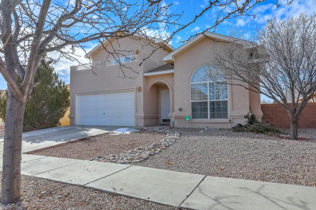 10227 Montford Street NW, Albuquerque, NM 87114 (MLS #935352) :: The Bigelow Team / Realty One of New Mexico