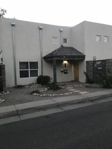 811 Marquette Avenue NW, Albuquerque, NM 87102 (MLS #935375) :: Campbell & Campbell Real Estate Services