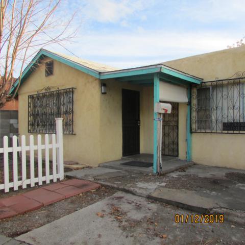 1608 Fruit Avenue NW, Albuquerque, NM 87104 (MLS #935430) :: The Stratmoen & Mesch Team