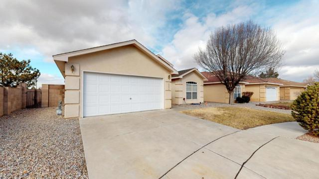 6831 Platt Place NW, Albuquerque, NM 87114 (MLS #935483) :: The Bigelow Team / Realty One of New Mexico