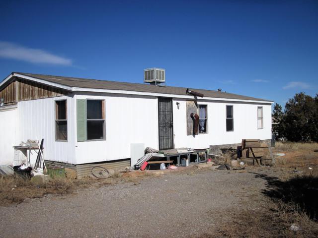 7 White Dove Court, Moriarty, NM 87035 (MLS #935494) :: The Stratmoen & Mesch Team