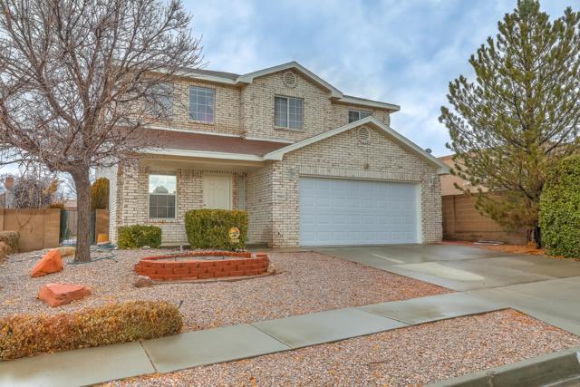 9901 Irbid Road NE, Albuquerque, NM 87122 (MLS #935497) :: The Bigelow Team / Realty One of New Mexico