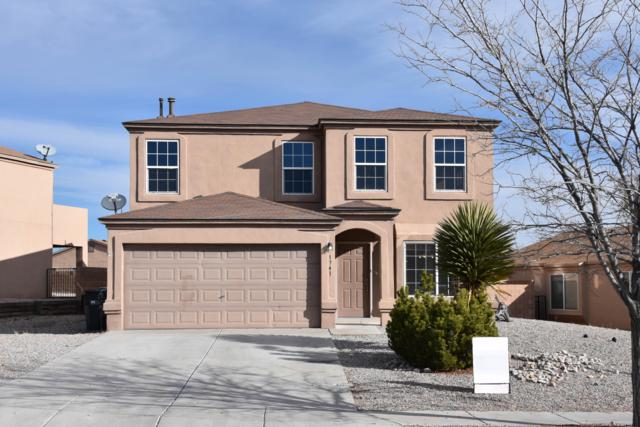 1741 Sierra Norte Loop NE, Rio Rancho, NM 87144 (MLS #935529) :: Campbell & Campbell Real Estate Services