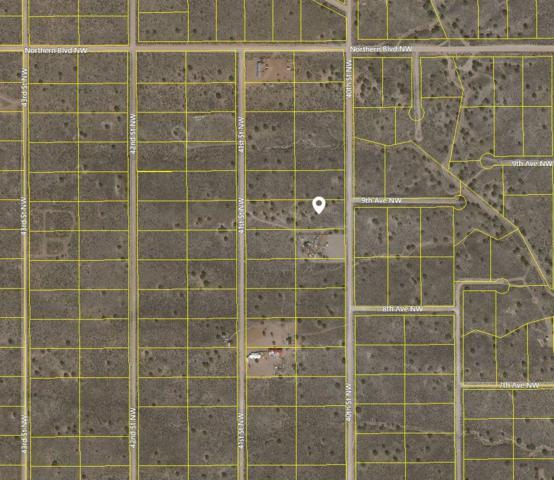 810 41st Street NW, Rio Rancho, NM 87124 (MLS #935567) :: The Stratmoen & Mesch Team