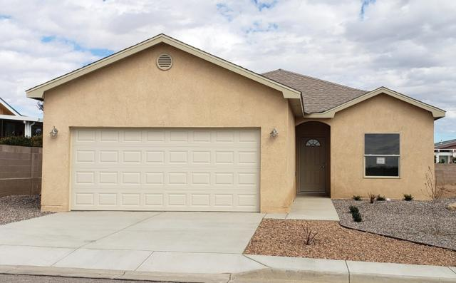 308 Sunrise Bluffs Drive, Belen, NM 87002 (MLS #935619) :: The Bigelow Team / Realty One of New Mexico