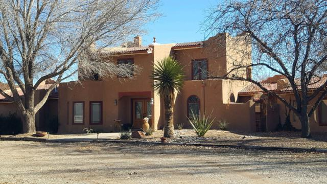 70 Andres Sanchez Road, Belen, NM 87002 (MLS #935634) :: The Bigelow Team / Realty One of New Mexico
