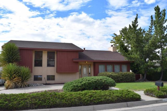 1023 Oro Real NE, Albuquerque, NM 87123 (MLS #935647) :: The Bigelow Team / Realty One of New Mexico