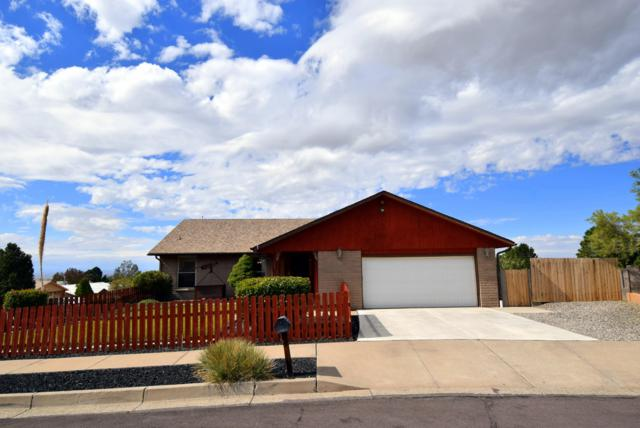 14317 Bauer Road NE, Albuquerque, NM 87123 (MLS #935667) :: The Bigelow Team / Realty One of New Mexico