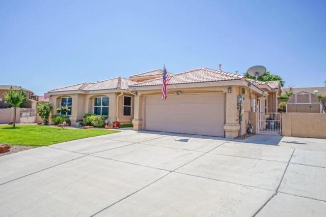 10139 Sierra Hill Drive NW, Albuquerque, NM 87114 (MLS #935673) :: Silesha & Company