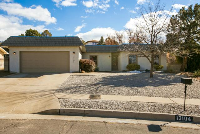 13104 Buffalo Dancer Court NE, Albuquerque, NM 87112 (MLS #935680) :: The Bigelow Team / Realty One of New Mexico