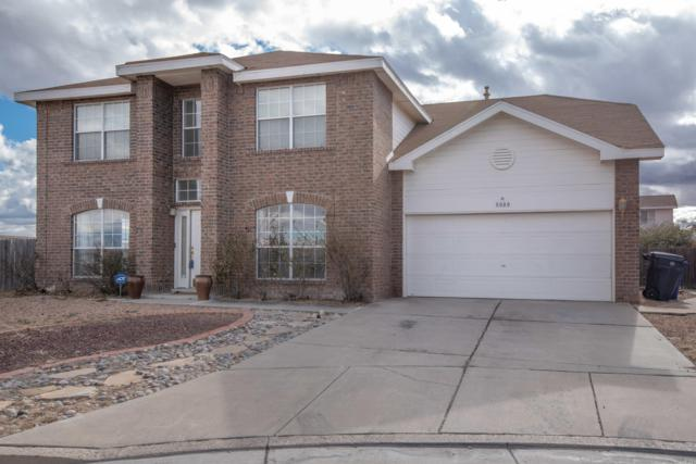 8000 Fallbrook Place NW, Albuquerque, NM 87120 (MLS #935687) :: Silesha & Company