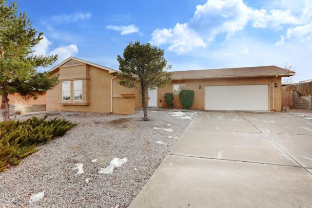 7304 Pechora Drive NE, Rio Rancho, NM 87144 (MLS #935696) :: The Bigelow Team / Realty One of New Mexico