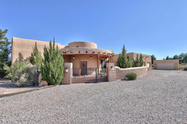 279 Cielo Azul, Corrales, NM 87048 (MLS #935724) :: The Bigelow Team / Realty One of New Mexico