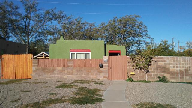 401 Dartmouth Drive SE, Albuquerque, NM 87106 (MLS #935725) :: Campbell & Campbell Real Estate Services