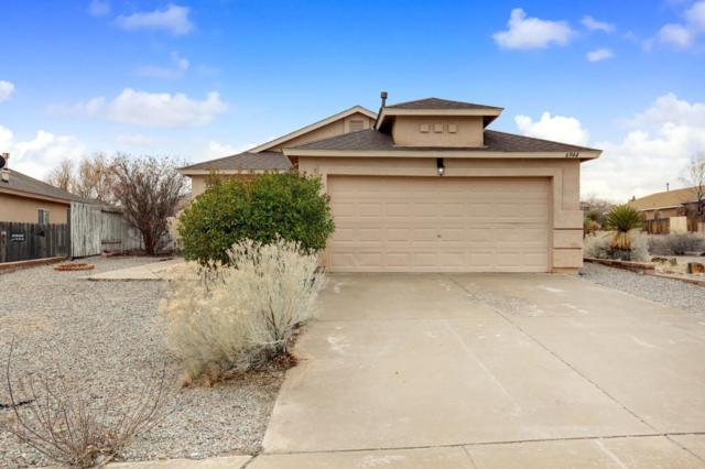 6944 Angela Drive NE, Rio Rancho, NM 87144 (MLS #935738) :: The Bigelow Team / Realty One of New Mexico