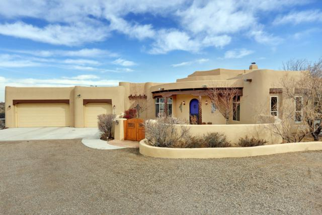 170 Camino Rayo Del Sol, Corrales, NM 87048 (MLS #935739) :: The Bigelow Team / Realty One of New Mexico