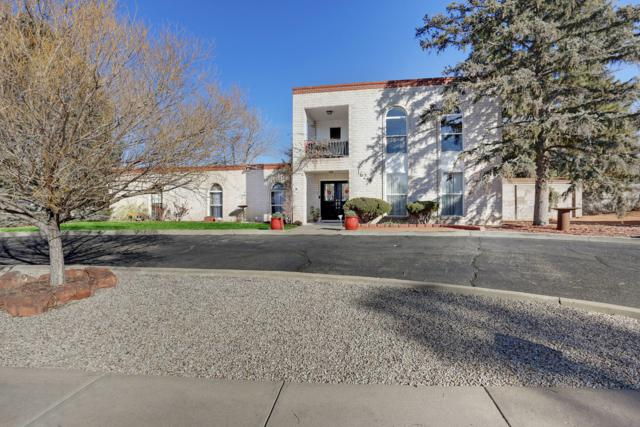 1624 Sagebrush Trail SE, Albuquerque, NM 87123 (MLS #935763) :: The Bigelow Team / Realty One of New Mexico