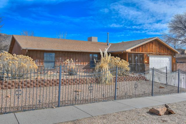 514 Monte Alto Drive NE, Albuquerque, NM 87123 (MLS #935767) :: The Bigelow Team / Realty One of New Mexico
