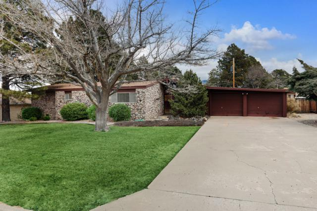 611 Running Water Circle SE, Albuquerque, NM 87123 (MLS #935772) :: The Bigelow Team / Realty One of New Mexico