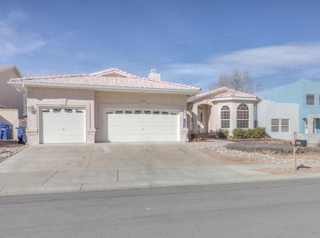 10309 Dunbar Street NW, Albuquerque, NM 87114 (MLS #935777) :: Your Casa Team