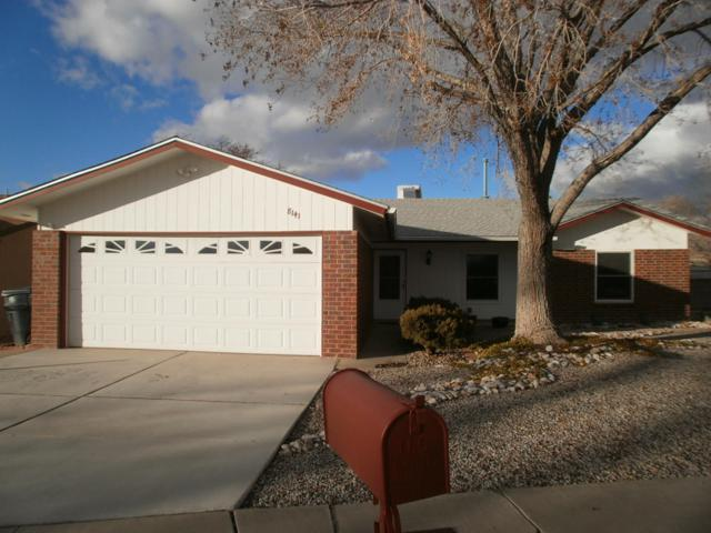 8141 Irwin Street NE, Albuquerque, NM 87109 (MLS #935778) :: Your Casa Team