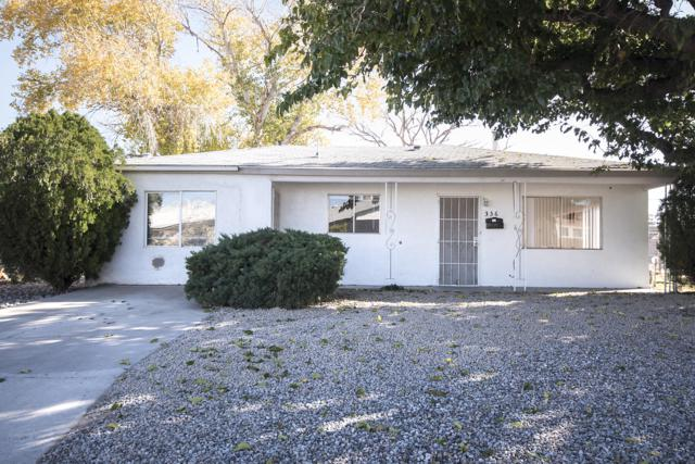 336 General Marshall Street NE, Albuquerque, NM 87123 (MLS #935779) :: The Stratmoen & Mesch Team
