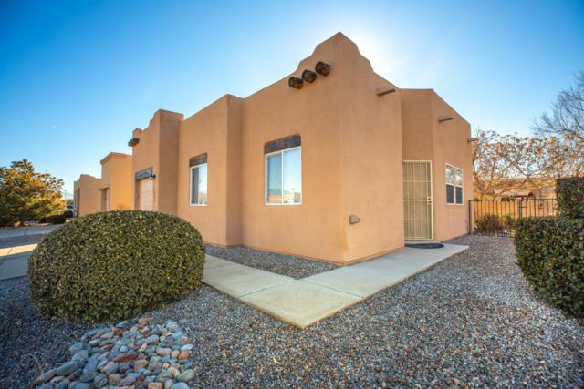 2664 Sarita Avenue NW, Albuquerque, NM 87104 (MLS #935780) :: The Stratmoen & Mesch Team