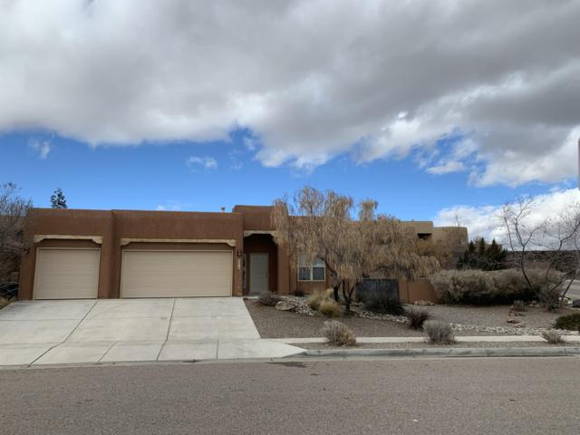 8801 Sandwater Road NW, Albuquerque, NM 87120 (MLS #935782) :: Your Casa Team
