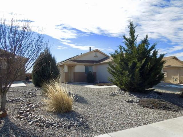 249 El Camino Loop NW, Rio Rancho, NM 87144 (MLS #935785) :: Your Casa Team