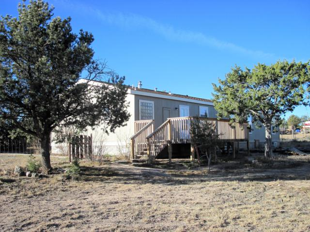 83 Cedar Lane Drive, Moriarty, NM 87035 (MLS #935799) :: Campbell & Campbell Real Estate Services