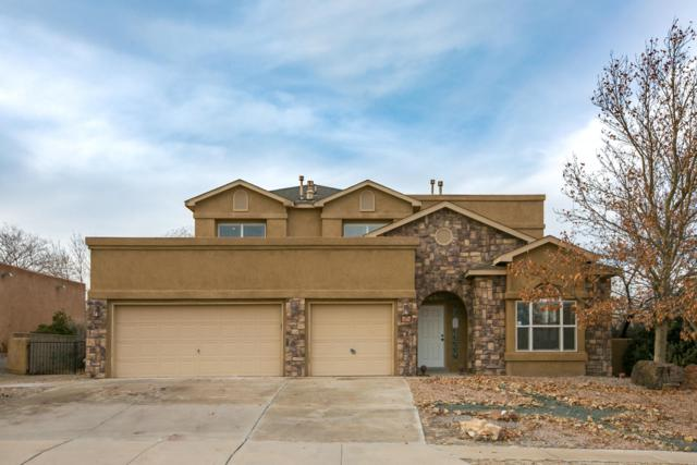5013 Brighton Hills Place NE, Rio Rancho, NM 87144 (MLS #935802) :: The Bigelow Team / Realty One of New Mexico
