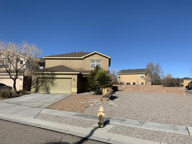 7901 Dragoon Road NW, Albuquerque, NM 87114 (MLS #935803) :: The Bigelow Team / Realty One of New Mexico