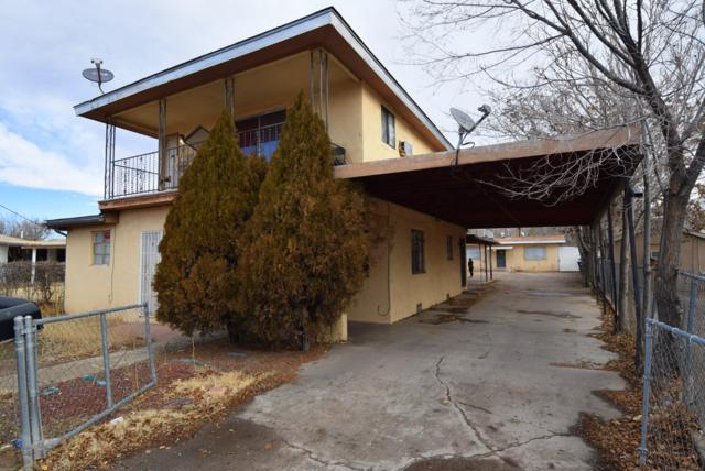 238 Cannon Road SW, Albuquerque, NM 87105 (MLS #935816) :: Campbell & Campbell Real Estate Services