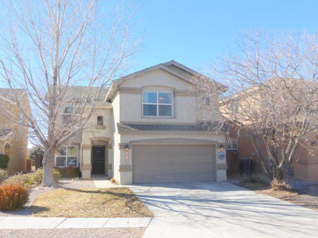 10105 Nacimiento St NW, Albuquerque, NM 87114 (MLS #935822) :: The Bigelow Team / Realty One of New Mexico