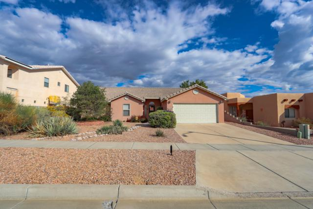 6419 Santo Domingo Street NW, Albuquerque, NM 87120 (MLS #935868) :: The Bigelow Team / Realty One of New Mexico
