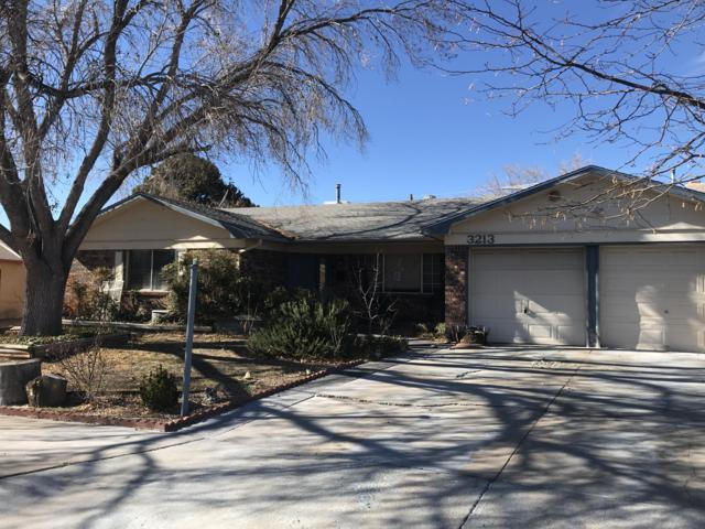 3213 Lucerne Street NE, Albuquerque, NM 87111 (MLS #935890) :: Campbell & Campbell Real Estate Services