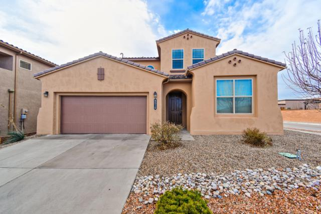 8516 Chilte Pine Road NW, Albuquerque, NM 87120 (MLS #935899) :: The Bigelow Team / Realty One of New Mexico