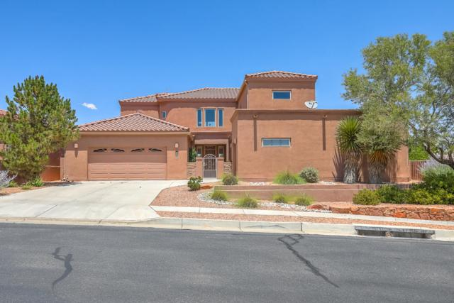 5209 Deer Meadow Trail NW, Albuquerque, NM 87120 (MLS #935932) :: The Bigelow Team / Realty One of New Mexico